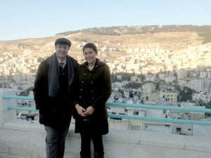Nablus landscape
